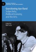 Questioning Ayn Rand