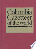 The Columbia Gazetteer of the World: A to G.pdf