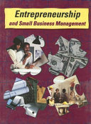 Entrepreneurship And Small Business Management Student Edition