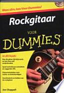 Rockgitaar voor Dummies