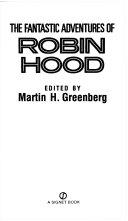 The Fantastic Adventures of Robin Hood