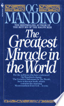 The Greatest Miracle in the World Book