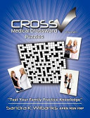 Cross Check Medical Crossword Puzzle Book