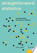Cover of Straightforward Statistics