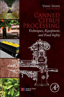 Canned Citrus Processing