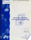 Cat Logo De Productos Y Servicios De Head Start 2006
