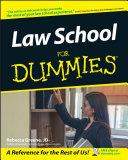 Law School For Dummies