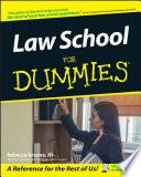"""Law School For Dummies"" by Rebecca Fae Greene"