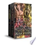 Broken Angels Box Set  Books 3 4  Fallen Angels Series    Paranormal Romance