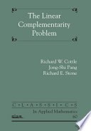 The Linear Complementarity Problem