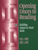 Opening Doors to Reading