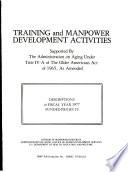 Training and Manpower Development Activities
