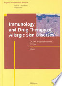 Immunology And Drug Therapy Of Allergic Skin Diseases Book PDF