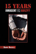 15 Years Innocent Or Guilty