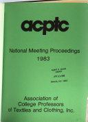 Acptc Proceedings