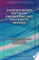 Evidence-Based Software Engineering and Systematic Reviews