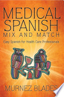 Medical Spanish Mix and Match Book