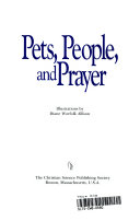 Pets  People  and Prayer