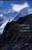 1995 American Alpine Journal