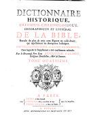 Dictionnaire Historique, Critique, Chronologique, Geographique Et Litteral De La Bible (etc.) ebook