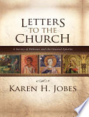Letters To The Church Book