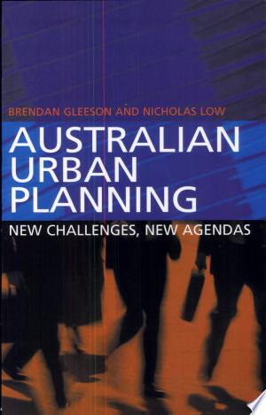 Free Download Australian Urban Planning PDF - Writers Club