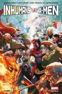 Inhumans vs X-Men ebook