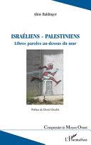 Pdf Israéliens - palestiniens Telecharger