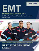 EMT Exam Study Guide 2018-2019