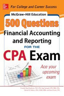 McGraw-Hill Education 500 Financial Accounting and Reporting Questions for the CPA Exam Pdf/ePub eBook