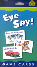 Eye Spy  Game Cards Book PDF