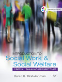 Empowerment Series  Introduction to Social Work   Social Welfare  Critical Thinking Perspectives