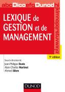 Pdf Lexique de gestion et de management - 9e éd. Telecharger