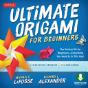 Ultimate Origami for Beginners Kit