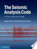 The Seismic Analysis Code Book PDF