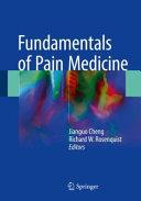 Fundamentals of Pain Medicine Book