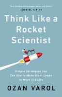 Think Like a Rocket Scientist Pdf/ePub eBook