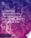 Advanced Nanomaterials for Membrane Synthesis and Its Applications