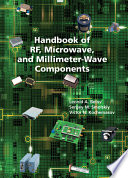 Handbook of RF  Microwave  and Millimeter wave Components Book