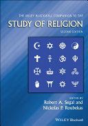 The Wiley-Blackwell Companion to the Study of Religion Pdf/ePub eBook