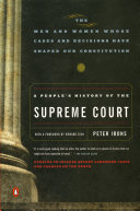 A People's History of the Supreme Court Pdf/ePub eBook