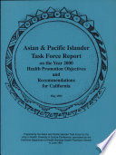 Asian Pacific Islander Task Force Report On The Year 2000