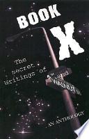 Book X