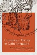 Conspiracy Theory in Latin Literature [Pdf/ePub] eBook