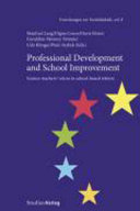 Professional Development and School Improvement