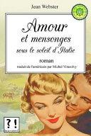 Amour Et Mensonges Sous Le Soleil D'italie Pdf/ePub eBook