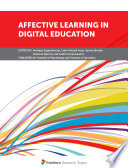 Affective Learning in Digital Education Book