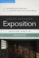 Exalting Jesus In Philippians Book