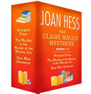 Claire Malloy Mysteries 1-3