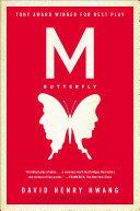 M. Butterfly Pdf/ePub eBook